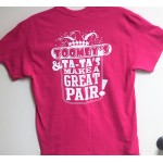 Hot Pink Breast Cancer Shirt