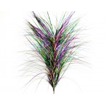 "38"" Purple, Green and Gold Onion Grass"